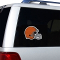 "Cleveland Browns Glass Tatz NFL Logo ""CUTZ"" Side Windshield Graphic/Decal"