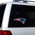 "New England Patriots Glass Tatz NFL Logo ""CUTZ"" Side Windshield Graphic/Decal"