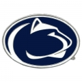 Penn State Nittany Lions NCAA Logo Style Hitch Cover