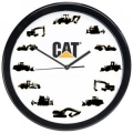 Caterpillar CAT Machine Shop Clock