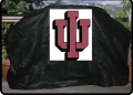 Indiana Hoosiers NCAA Vinyl Gas Grill Covers