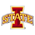 Iowa State Cyclones NCAA Logo Style Hitch Cover