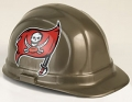 Tampa Bay Buccaneers NFL OSHA Approved Hard Hat