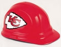 Kansas City Chiefs NFL OSHA Approved Hard Hat