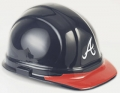 Atlanta Braves MLB OSHA Approved Hard Hat