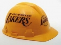 Los Angeles Lakers OSHA Approved Hard Hat
