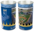 "Kansas City Royals MLB 15"" Tapered Wastebasket"