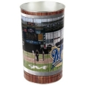 "Milwaukee Brewers MLB 15"" Tapered Wastebasket"