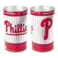 "Philadelphia Phillies MLB 15"" Tapered Wastebasket"