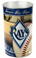 "Tampa Bay Rays MLB 15"" Tapered Wastebasket"