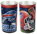 "Buffalo Bills NFL 15"" Tapered Wastebasket"