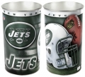"New York Jets NFL 15"" Tapered Wastebasket"