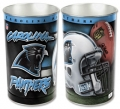"Carolina Panthers NFL 15"" Tapered Wastebasket"