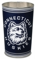 "UCONN Huskies NCAA 15"" Tapered Wastebasket"