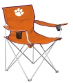 Clemson Tigers NCAA Deluxe Nylon Tailgate Chair