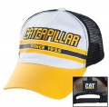 Caterpillar CAT Horizon Snapback Mesh Cap
