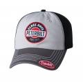 Peterbilt Motors Class Pays Patch Charcoal Cap