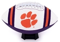 Clemson Tigers Embroidered Signature Series Football