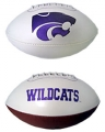 Kansas State Wildcats Embroidered Signature Series Football