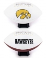 Iowa Hawkeyes Embroidered Signature Series Football