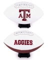 Texas A&M Aggies Embroidered Signature Series Football
