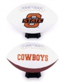 Oklahoma State Cowboys Embroidered Signature Series Football