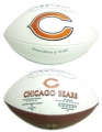 Chicago Bears Embroidered Signature Series Football