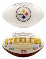 Pittsburgh Steelers Embroidered Signature Series Football