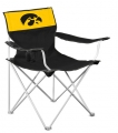 Iowa Hawkeyes NCAA Nylon Tailgate Chair