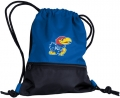 Kansas Jayhawks NCAA School String Pack Backpack