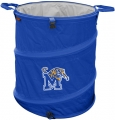 Memphis Tigers NCAA Collapsible Trash Can