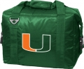 Miami Hurricanes NCAA 12-Pack Cooler-FREE SHIPPING