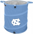 North Carolina Tar Heels NCAA Collapsible Trash Can