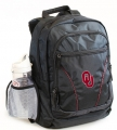 Oklahoma Sooners NCAA 2 Strap Laptop Backpack-FREE SHIPPING