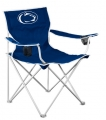 Penn State Nittany Lions NCAA Deluxe Nylon Tailgate Chair