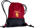 USC Trojans NCAA School String Pack Backpack