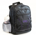 TCU Horned Frogs NCAA 2 Strap Laptop School Backpack-FREE SHIPPING