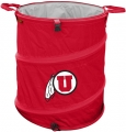 Utah Utes NCAA Collapsible Trash Can