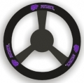 Kansas State Wildcats Leather Steering Wheel Cover