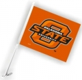Oklahoma State Cowboys NCAA Car Flag