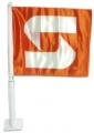 Syracuse Orangemen NCAA Car Flag