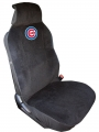 Chicago Cubs Poly-Velour Car Seat Covers