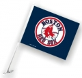 Boston Red Sox MLB Car Flag
