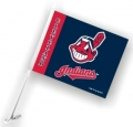 Cleveland Indians MLB Car Flag