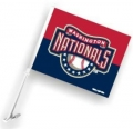 Washington Nationals MLB Car Flag