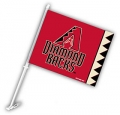 Arizona Diamondbacks MLB Car Flag