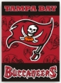 "Tampa Bay Buccaneers NFL 28"" x 40"" 2-Sided Banner"