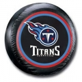 Tennessee Titans NFL Black Spare Tire Cover