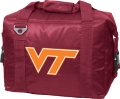 Virginia Tech Hokies NCAA 12-Pack Cooler-FREE SHIPPING