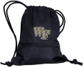 Wake Forest Demon Deacons NCAA School String Pack Backpack